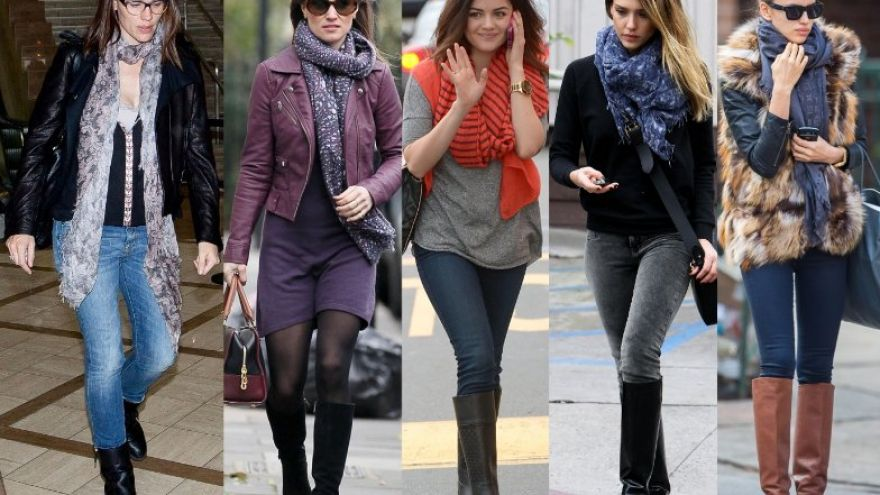 Winter is Coming! Time to Wear a Scarf: How to Wear One (Bonus: Our 10 Favorite Blanket Scarfs)