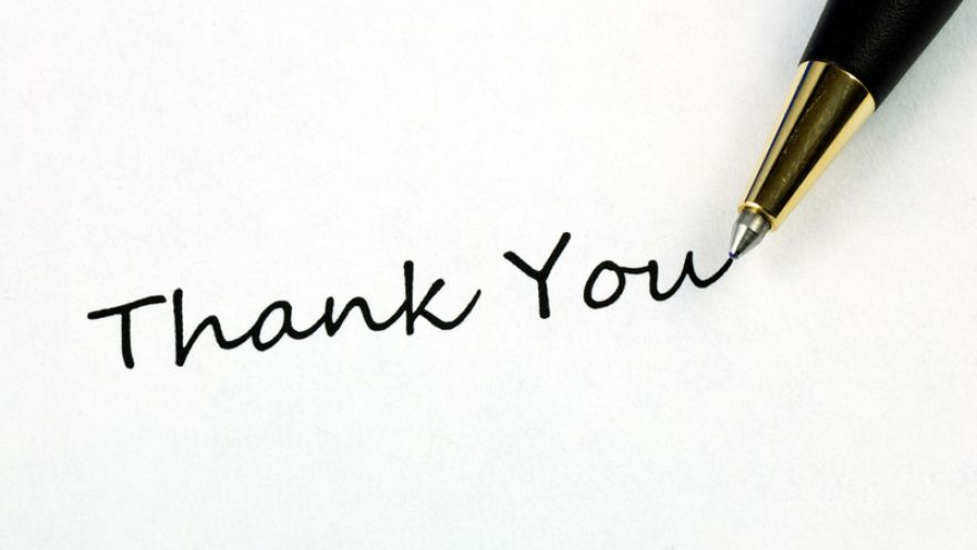 Guides: How to Write a Thank You Note