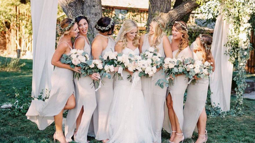 Bridesmaids: Etiquette Rules to Follow