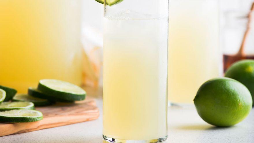 The Easiest Limeade Recipe (Better than any Homemade Lemonade You've Ever Tasted)!