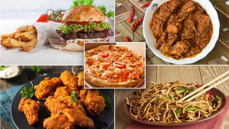 The Lowest Calorie Meals To Order In Fast Foods ThatSweetGift