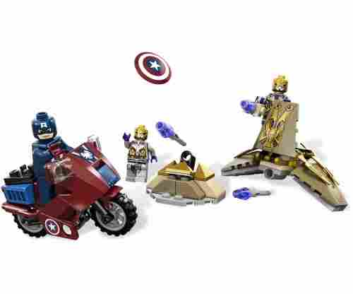 Lego Marvel Sets Not Only Your Children Will Enjoy, You Will As Well!