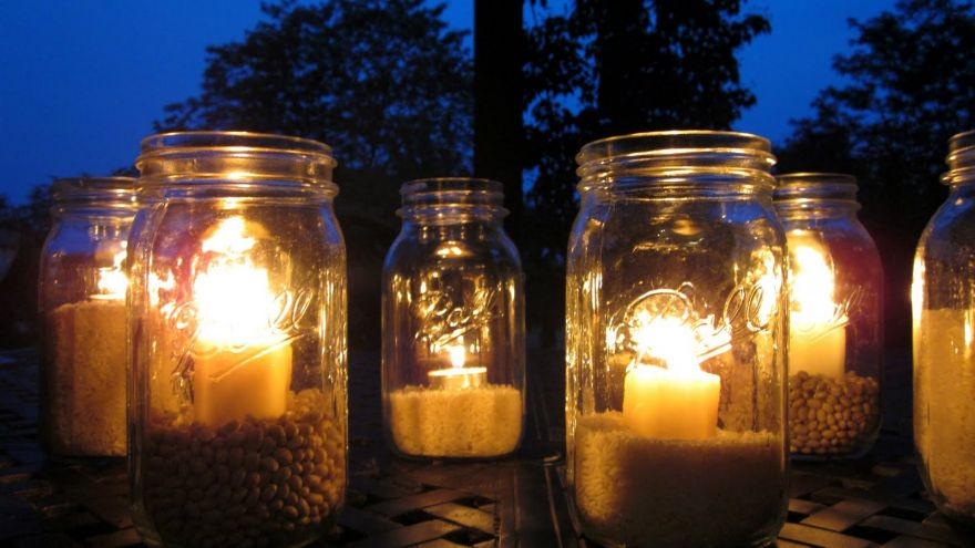 Create Ambiance with Mason Jar Lights: We Found the Most Affordable Supplies!