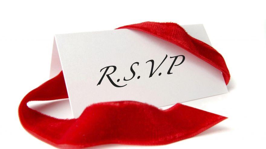 RSVP Etiquette: The ABC of RSVP