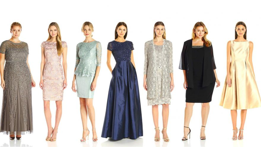 Mother of the Bride Dresses for 2018