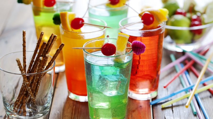 The 5 Best Non-Alcoholic Party Drinks!