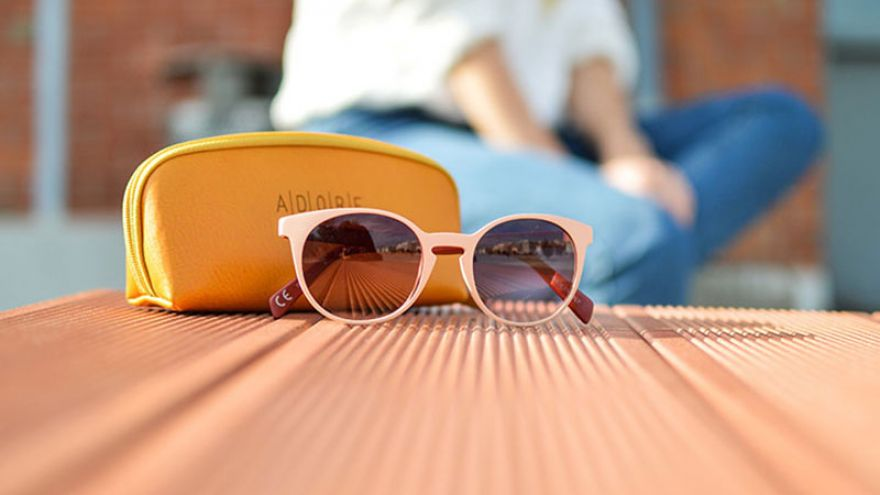 Our Picks for the Next Big Accessory for This Summer: Orange Sunglasses!