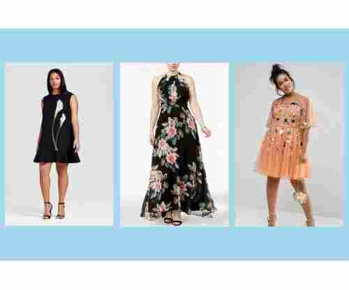 10 Super Elegant Plus Size Dresses for Parties