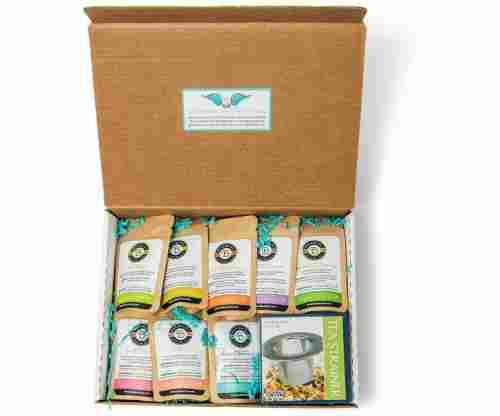 Pregnancy Tea – Birds & Bees Teas Sampler Set