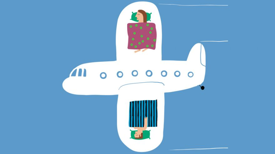 How to Stay Jet Lag Free When Traveling