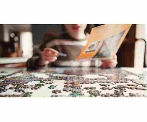 5 Picture Puzzles That Will Have Your Whole Family Putting It Together!