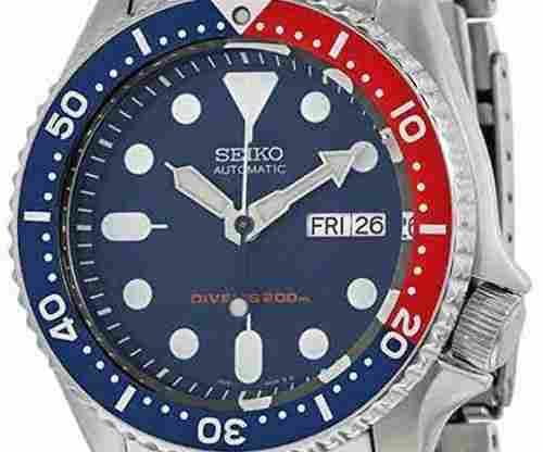 Seiko Steel Divers Watch