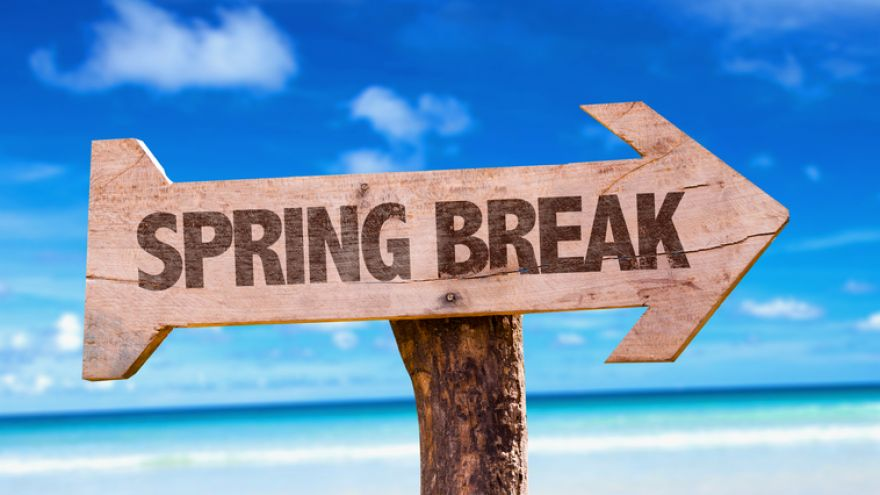 5 Spring Break Destinations That Won't Break the Bank