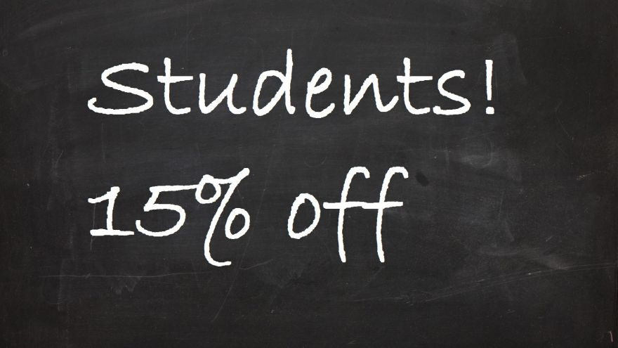 5 Online Retailers that Offer Great Discounts and Deals for Students