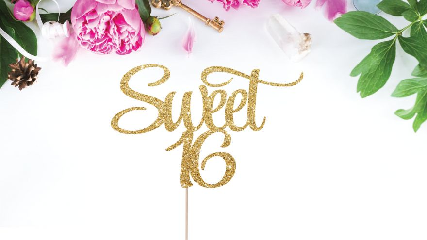 Why Is a Sweet 16 So Important and 4 Party Ideas Your 16-Year-Old Will Love!