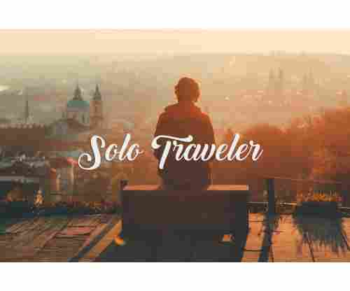 Practical Tips for Anyone Traveling Solo