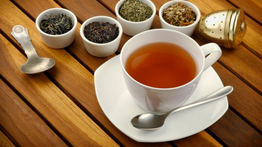 The 3 Most Beneficial Types of Tea for Your Body & Mind