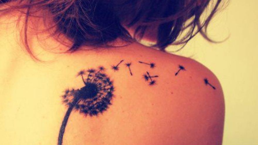 Your Teenager Wants a Tattoo? Hidden Tattoo or Not