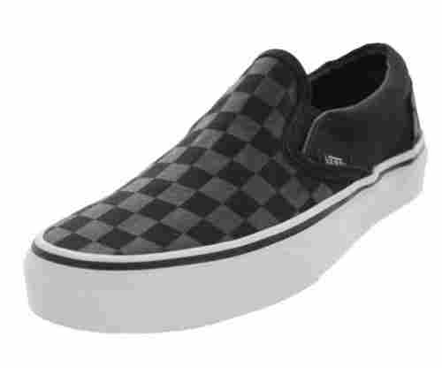 Vans Unisex Classic (Checkerboard) Slip-On Skate Shoe