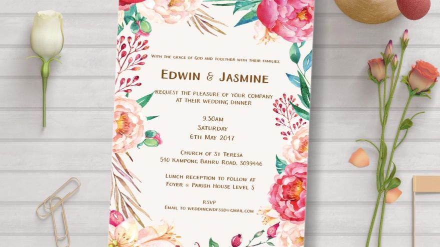 Wedding Invitation Wording Sample: Wedding Invitation Wording Samples & Tips