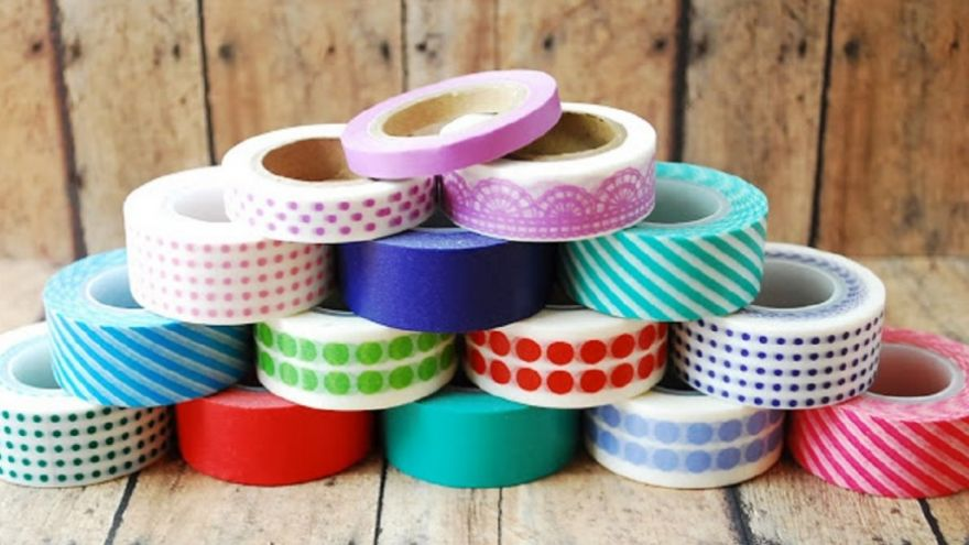 What is Washi Tape? (Bonus: Our Favorite Washi Tapes on Amazon!)
